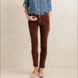 GAP Brown Corduroys